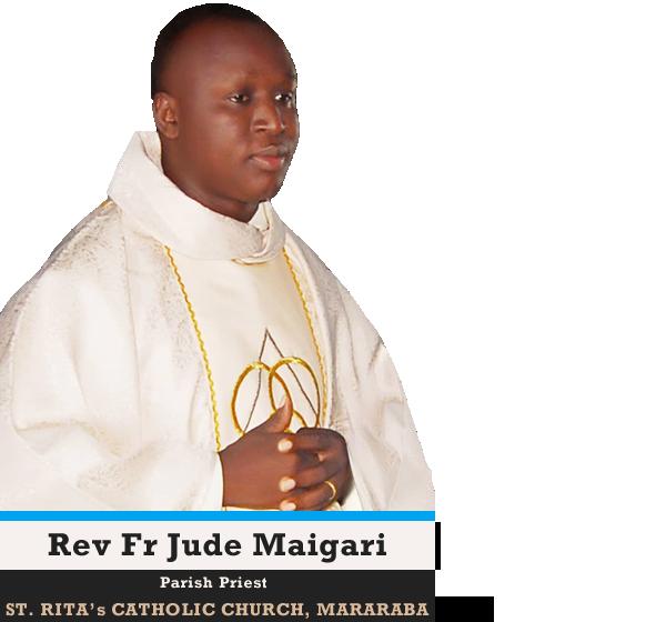 Rev Fr Jude Maigari